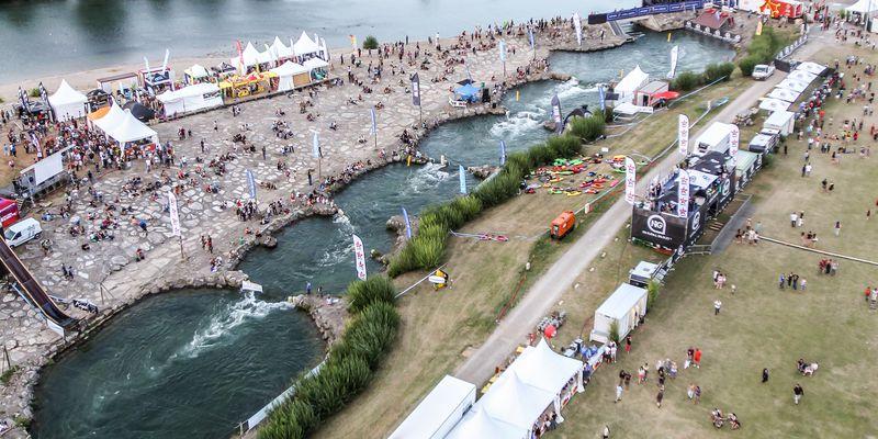 Lieu multi-activités eaux vives