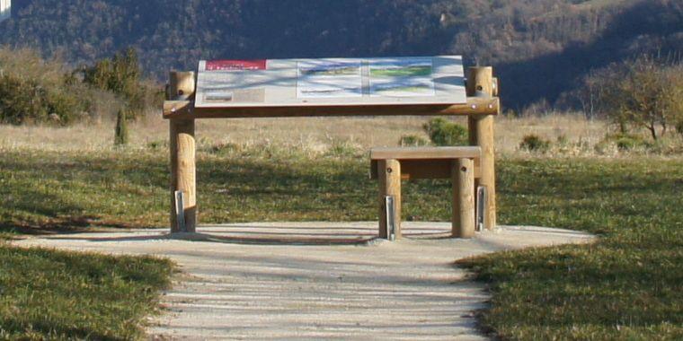 Rando Croquis Peyre station 10 viaduc de Millau